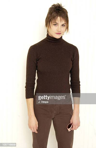 Alison Folland during 2003 Park City 'Milwakee Minnesota' Portraits at YAHOO Movies Portrait Studio in Park City Utah United States
