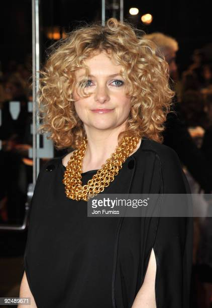 Alison Goldfrapp attends the Closing Gala premiere of Nowhere Boy during the The Times BFI London Film Festival held at the Odeon Leicester Square on...