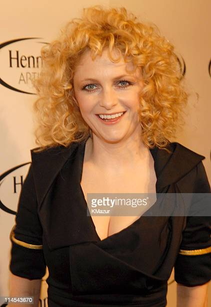 Alison Goldfrapp during Hennessy Presents the 'Global Art of Mixing' October 17 2006 at Capitale in New York City New York United States