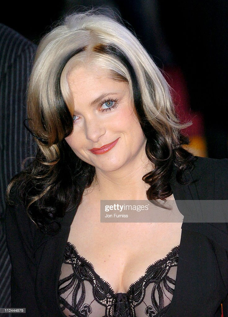 Alison Goldfrapp during The 2004 Brit Awards - Arrivals at Earls Court in London, Great Britain.
