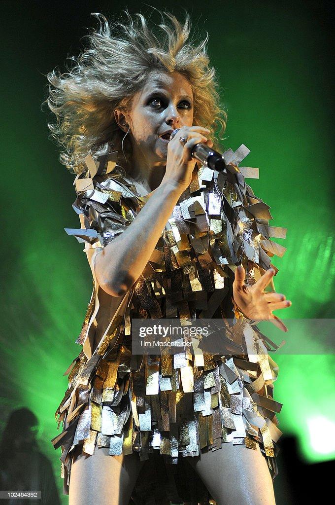Goldfrapp In Concert - Oakland, CA