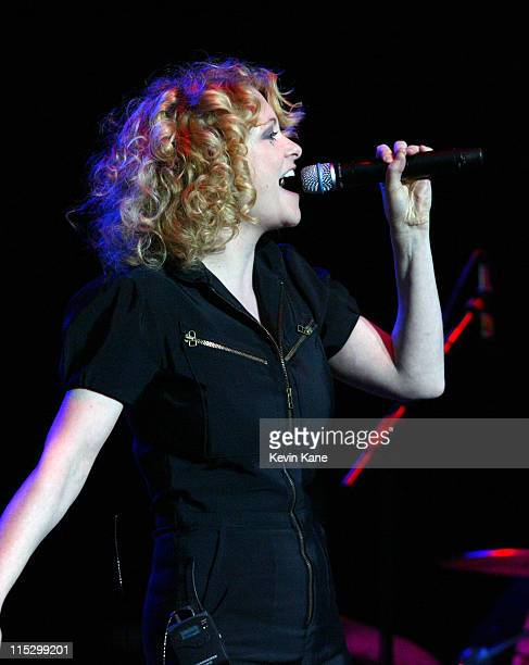 Alison Goldfrapp of the band Goldfrapp in concert at the Nikon at Jones Beach Theater May 13 2006