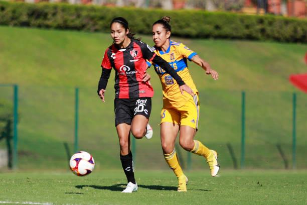 MEX: Atlas v Tigres UANL - Torneo Guard1anes 2021 Liga MX Femenil