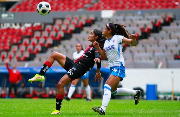 MEX: Atlas v Cruz Azul - Torneo Grita Mexico A21 Liga MX Femenil
