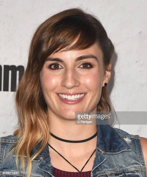 Alison Haislip attends Entertainment Weekly's annual ComicCon party in celebration of ComicCon 2017 at Float at Hard Rock Hotel San Diego on July 22...