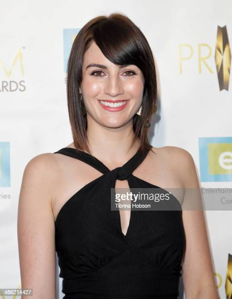 Alison Haislip attends the 18th annual PRISM awards at Skirball Cultural Center on April 22 2014 in Los Angeles California