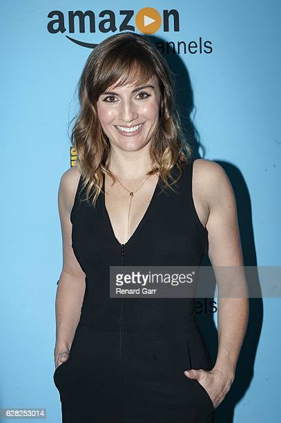 Alison Haislip attends the Winter Series Showcase of ComicCon HQ with the Premiere of 'Con Man' Season 2 at The Paley Center for Media on December 6...