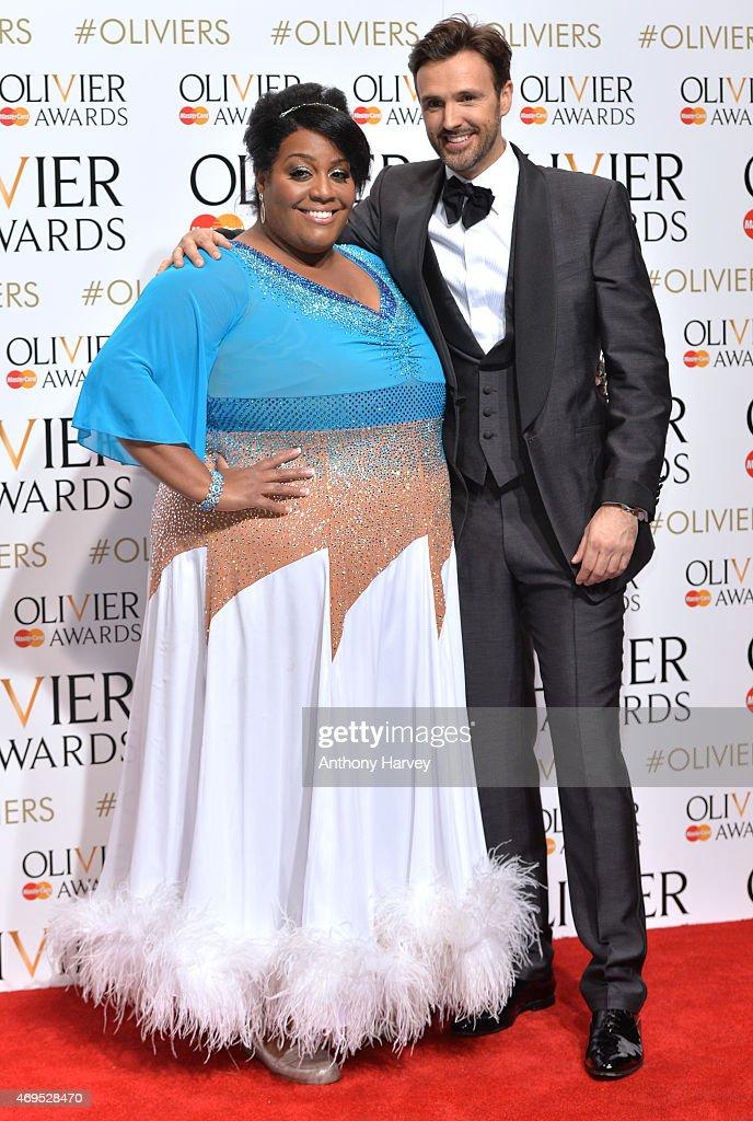 The Olivier Awards - Winners Room : News Photo