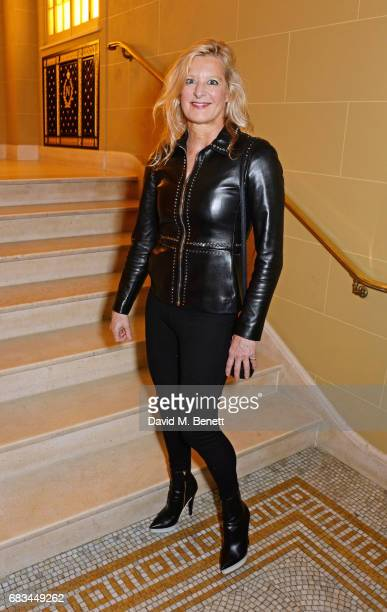 Alison Jackson attends '8 Years Of My Life' an intimate evening of music with Rosey Chan hosted by Rosey Chan and Client Earth at Cafe Royal on May...
