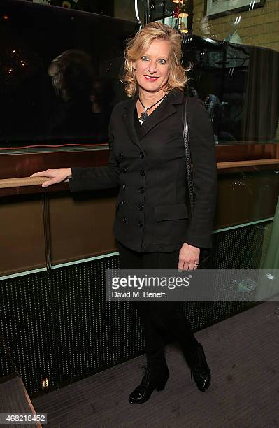 Alison Jackson attends as Spectator Life magazine celebrates its third birthday at the Belgraves Hotel on March 31 2015 in London England