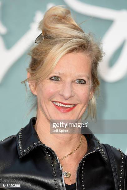 Alison Jackson attends the 'Mother' UK premiere at Odeon Leicester Square on September 6 2017 in London England