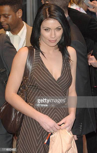 Alison King during 'Rollin' With The Nines' London Premiere Arrivals at Odeon Leicester Square in London Great Britain