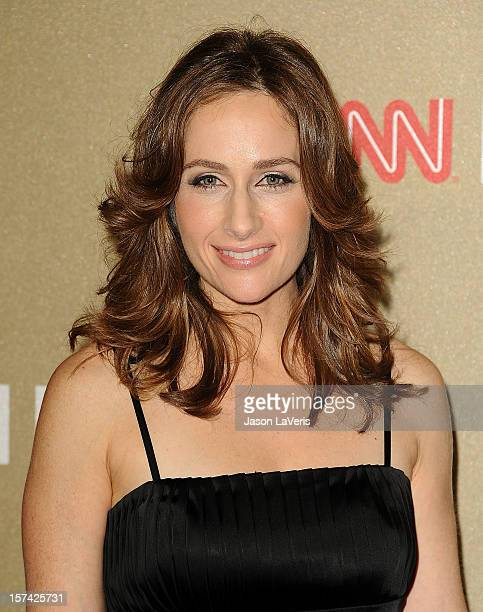 Alison Kosik attends CNN Heroes An AllStar Tribute at The Shrine Auditorium on December 2 2012 in Los Angeles California
