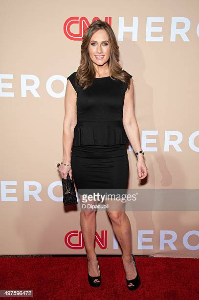 Alison Kosik attends the 2015 CNN Heroes An AllStar Tribute at the American Museum of Natural History on November 17 2015 in New York City