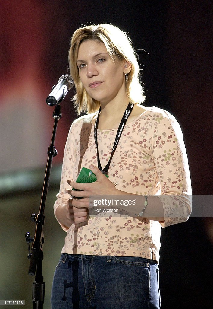 Alison Krauss during 39th Annual Academy of Country Music Awards - Dress Rehearsal at Mandalay Bay Resort and Casino in Las Vegas, Nevada, United States.