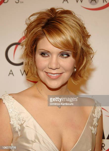 Alison Krauss during The 39th Annual CMA Awards Arrivals at Madison Square Garden in New York City New York United States