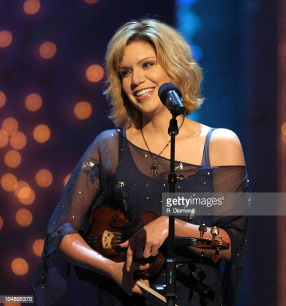 Alison Krauss Every Time You Say Goodbye