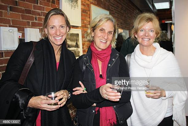 Alison Leavitt of Portland Suzanne Fox of Falmouth and Mandy Howland of Cumberland staff photo
