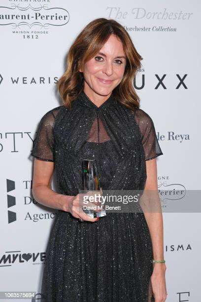 Alison Loehnis attends the Walpole British Luxury Awards 2018 at The Dorchester on November 19 2018 in London England