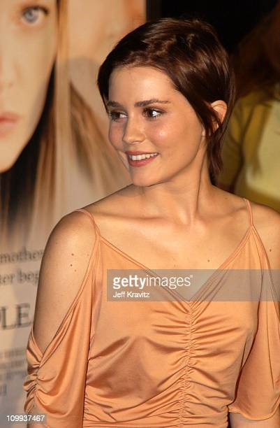 Alison Lohman during White Oleander Premiere at Mann Chinese Theater in Hollywood California United States