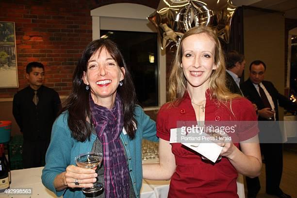 Alison Metsker and Portland Ballet dancer Jen Jones who will dance the role of Giselle