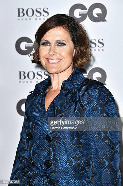Alison Moyet arrives for GQ Men Of The Year Awards 2016 at Tate Modern on September 6 2016 in London England