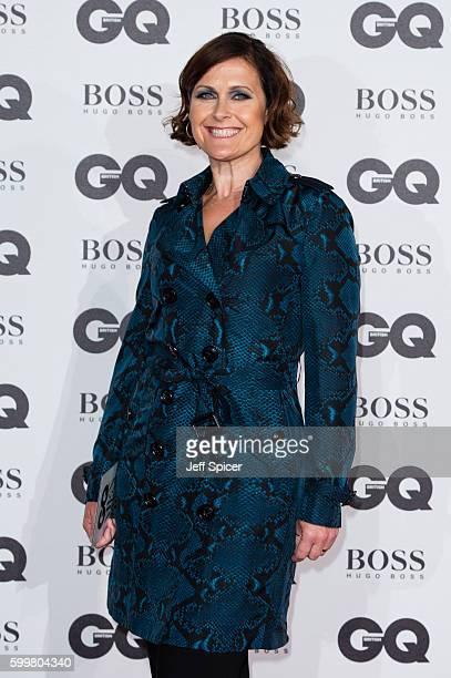 Alison Moyet arrives for GQ Men Of The Year Awards 2016 at Tate Modern on September 6 2016 in London England