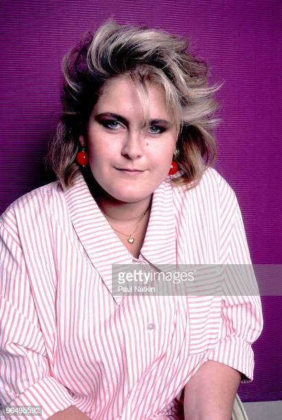 Alison Moyet on 9/10/85 in Chicago Il