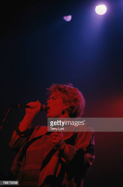 Alison Moyet Performing Live At The Dominion Theatre, London