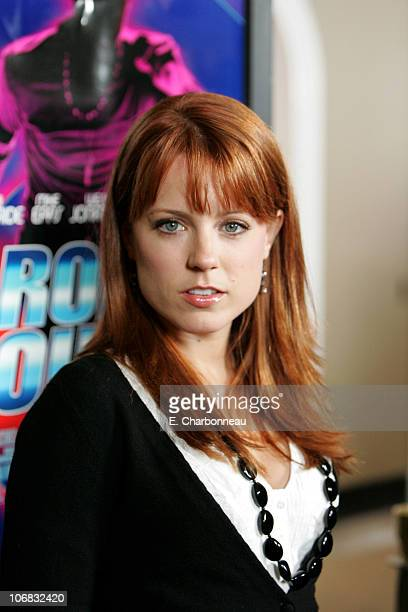 Alison Munn during FoxSearchlight Pictures Present the Los Angeles Premiere of 'Roll Bounce' Arrivals at The Bridge at Howard Hughes Center in Los...