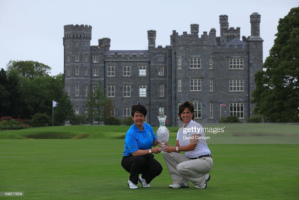 2011 Solheim Cup Captains Photocall