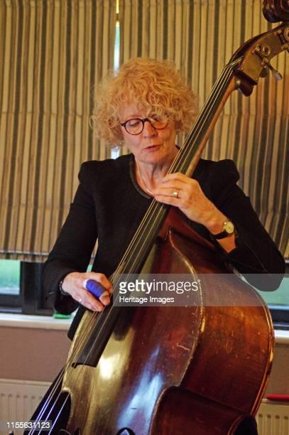 Alison Rayner Splash Point Jazz Club Plough Inn Rottingdean East Sussex UK 17 May 2019 Artist Brian O'Connor