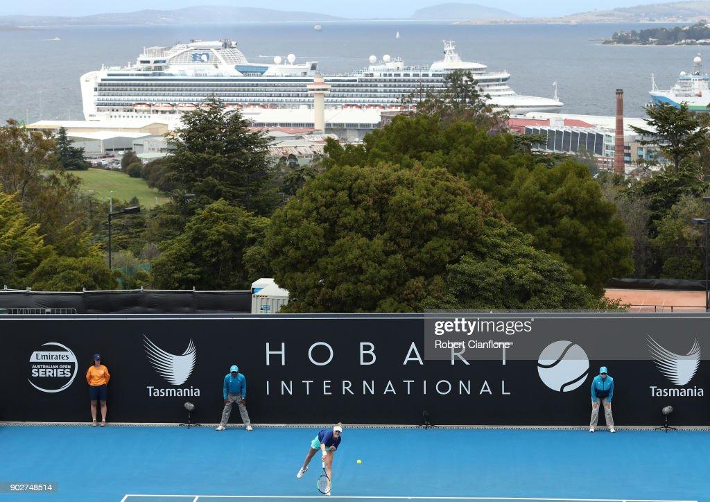 2018 Hobart International - Day 3