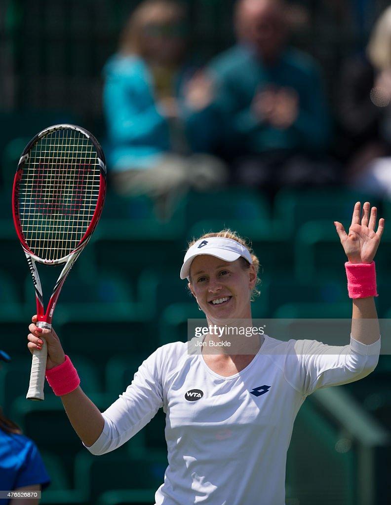 WTA Aegon Open Nottingham - Day Three