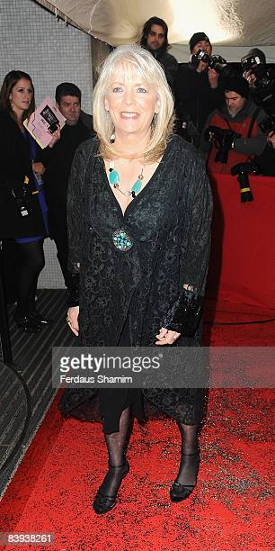 Alison Steadman arrives at the British Comedy Awards 2008 at the London Television Studios on December 6 2008 in London England