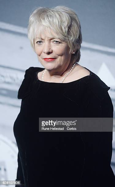 Alison Steadman attends at The British Independent Film Awards Old Billingsgate Market on December 04 2016 in London England