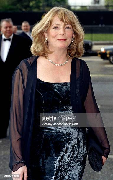 Alison Steadman Attends The 1997 Bafta British Academy Film Television Awards At London'S Royal Albert Hall