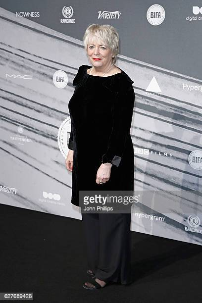 Alison Steadman attends The British Independent Film Awards at Old Billingsgate Market on December 4 2016 in London England