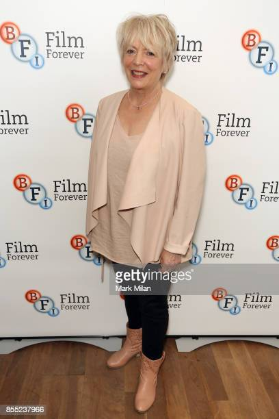 Alison Steadman attends the 'Life Is Sweet' Bluray/ DVD launch and QA at BFI Southbank on September 28 2017 in London England