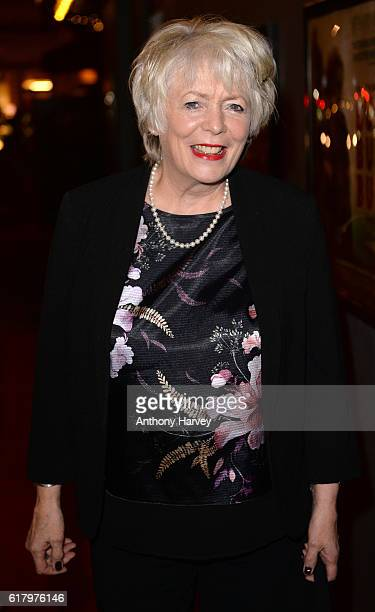 Alison Steadman attends the photocall for the 'Burn Burn Burn' gala screening at Screen on the Green on October 25 2016 in London England