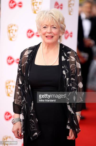 Alison Steadman attends the Virgin Media British Academy Television Awards 2019 at The Royal Festival Hall on May 12 2019 in London England