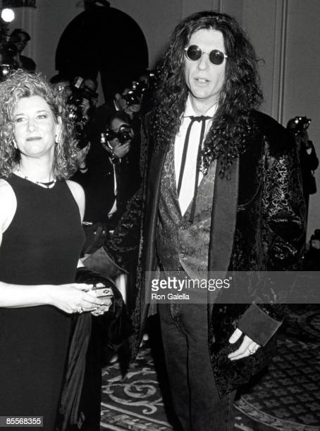 Alison Stern and Howard Stern
