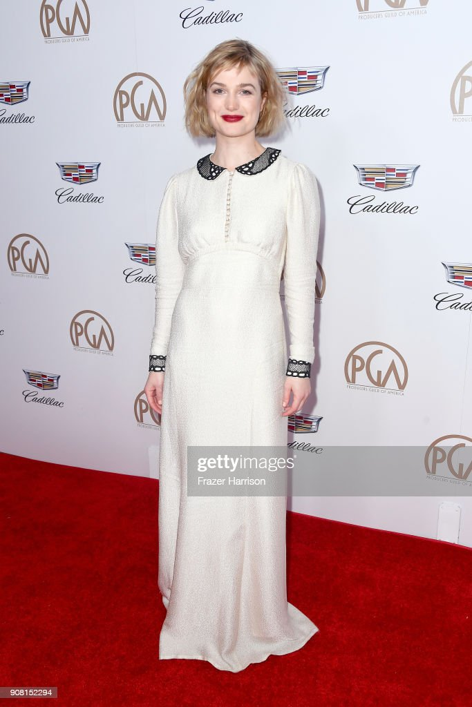 Alison Sudol attends the 29th Annual Producers Guild Awards at The Beverly Hilton Hotel on January 20, 2018 in Beverly Hills, California.