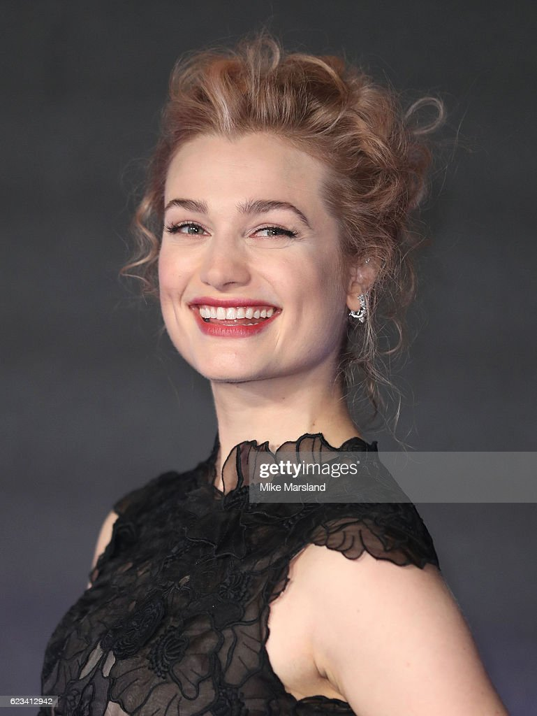 Alison SudolAlison Loren Sudol attends the European premiere of 'Fantastic Beasts And Where To Find Them' at Odeon Leicester Square on November 15, 2016 in London, England.