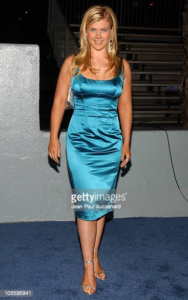 Alison Sweeney during NBC's Days of Our Lives 40th Anniversary Celebration at Hollywood Palladium in Hollywood California United States