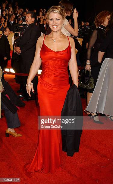 Alison Sweeney during The 29th Annual People's Choice Awards Arrivals by Gregg DeGuire at Pasadena Civic Auditorium in Pasadena California United...
