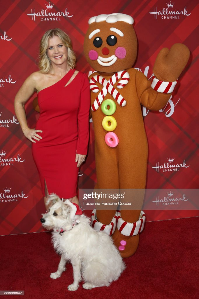 """Hallmark Channel's Countdown To Christmas Celebration And VIP Screening Of """"Christmas At Holly Lodge"""""""