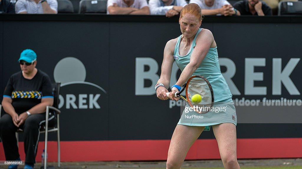 ATP and WTA Ricoh Open 2016 : Nachrichtenfoto