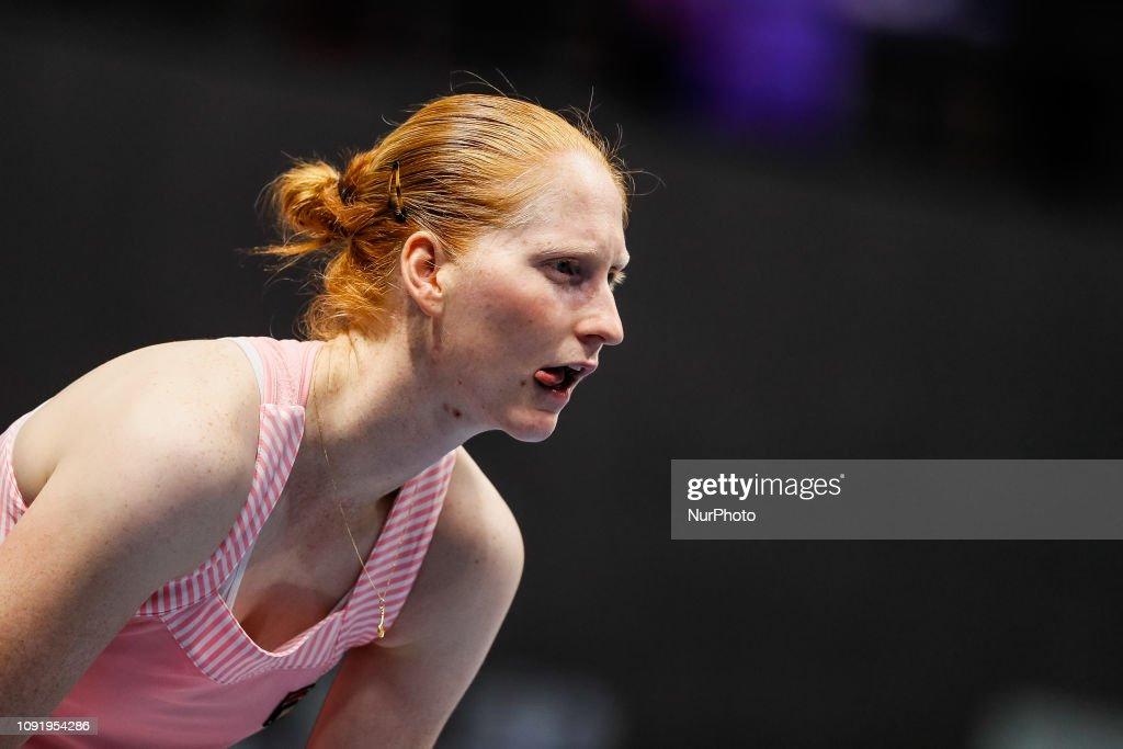 St. Petersburg Ladies Trophy - 2019 Tennis Tournament : Nachrichtenfoto