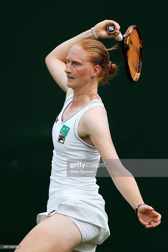 Day One: The Championships - Wimbledon 2014 : Fotografía de noticias